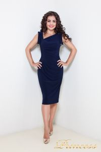 Вечернее платье 1029 N. Цвет синий. Вид 1