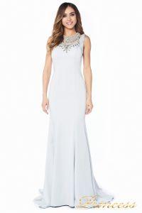 Вечернее платье 1051733 gray. Цвет шампань. Вид 7