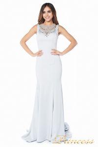 Вечернее платье 1051733 gray. Цвет шампань. Вид 6