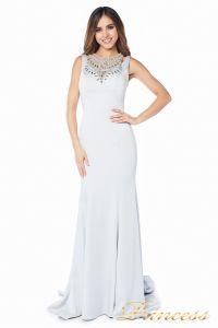 Вечернее платье 1051733 gray. Цвет шампань. Вид 5