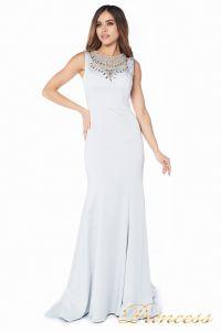 Вечернее платье 1051733 gray. Цвет шампань. Вид 4