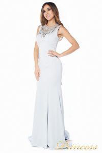 Вечернее платье 1051733 gray. Цвет шампань. Вид 2