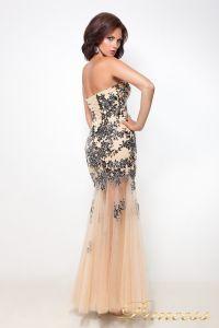 Вечернее платье 1386 N. Цвет пастельный. Вид 2