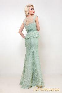 Вечернее платье 114D38. Цвет мятный. Вид 2
