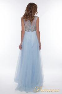 Вечернее платье 150190_blue. Цвет голубой. Вид 3