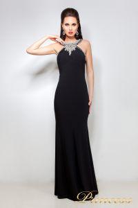 Вечернее платье 12005. Цвет чёрный. Вид 3