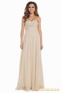 Вечернее платье 12007. Цвет золото. Вид 7