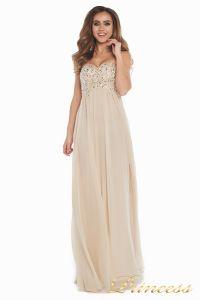 Вечернее платье 12007. Цвет золото. Вид 3