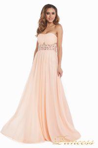 Вечернее платье 12016. Цвет розовый. Вид 2