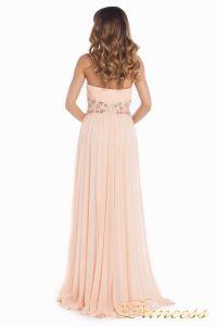 Вечернее платье 12016. Цвет розовый. Вид 5