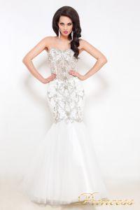 Свадебное платье 12021. Цвет белый. Вид 2