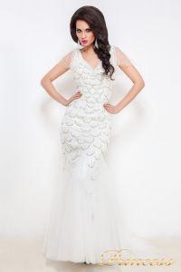 Свадебное платье 12029. Цвет белый. Вид 2