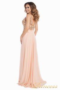 Вечернее платье 12068. Цвет розовый. Вид 8
