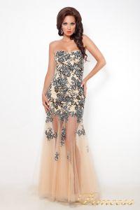 Вечернее платье 1386 N. Цвет пастельный. Вид 1