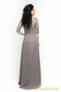 Вечернее платье 140949. Цвет стальной. Вид 2