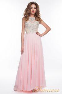 Вечернее платье 150009_pink. Цвет розовый. Вид 1