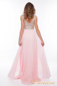 Вечернее платье 150009_pink. Цвет розовый. Вид 5
