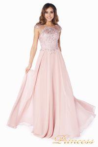 Вечернее платье 51007 rose. Цвет розовый. Вид 6