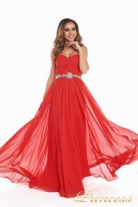 Вечернее платье 159764 RED. Цвет красный. Вид 2
