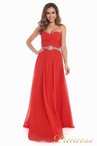 Вечернее платье 159764 RED. Цвет красный. Вид 3