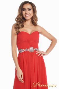 Вечернее платье 159764 RED. Цвет красный. Вид 5