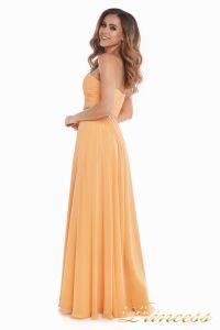 Вечернее платье 159764P. Цвет персиковый. Вид 4