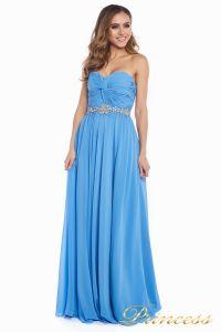 Вечернее платье 159764 blue. Цвет синий. Вид 3
