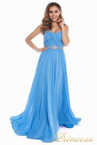 Вечернее платье 159764 blue. Цвет синий. Вид 2