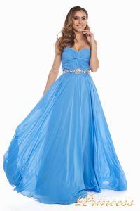 Вечернее платье 159764 blue. Цвет синий. Вид 5