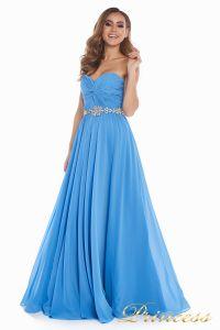 Вечернее платье 159764 blue. Цвет синий. Вид 1