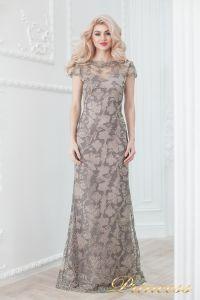 Вечернее платье 1628 grey. Цвет цветное . Вид 2