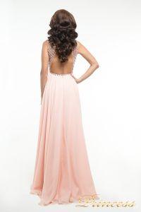 Вечернее платье 166P. Цвет розовый. Вид 4