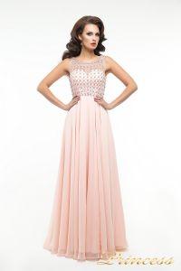 Вечернее платье 166P. Цвет розовый. Вид 1