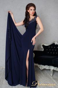 Вечернее платье 170 navy. Цвет синий. Вид 2