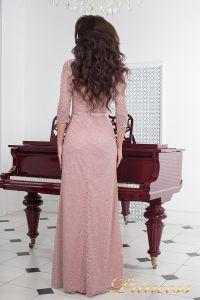 Вечернее платье 1788 pink. Цвет розовый. Вид 3
