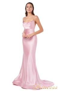 Вечернее платье 18081 . Цвет розовый. Вид 1