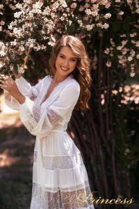 Коктейльное платье NF19034- white. Цвет белый. Вид 2