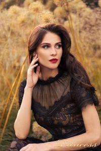 Вечернее платье NF-19037-black. Цвет чёрный. Вид 3