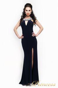 Вечернее платье 191. Цвет чёрный. Вид 2
