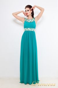 Вечернее платье 213127 G. Цвет зеленый. Вид 2