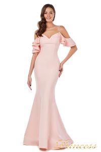 Вечернее платье 227486 P. Цвет розовый. Вид 2
