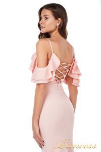 Вечернее платье 227486 P. Цвет розовый. Вид 4