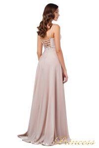 Вечернее платье 227503 ds. Цвет розовый. Вид 4