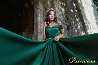 Вечернее платье 29231 G. Цвет зеленый. Вид 2