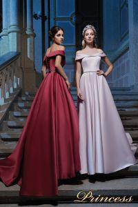 Вечернее платье 29231 P. Цвет розовый. Вид 1