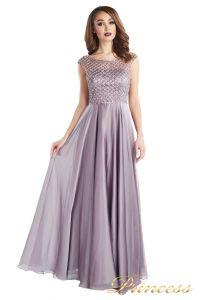 Вечернее платье 24166-167 dark-pink. Цвет розовый. Вид 2