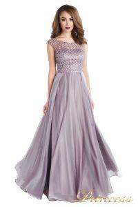 Вечернее платье 24166-167 dark-pink. Цвет розовый. Вид 1