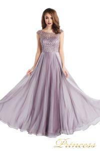 Вечернее платье 24166-167 dark-pink. Цвет розовый. Вид 3