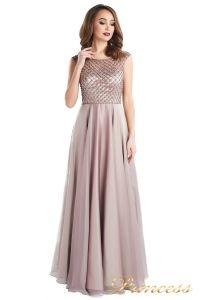 Вечернее платье 24166-186 pink. Цвет розовый. Вид 2