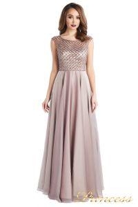Вечернее платье 24166-186 pink. Цвет розовый. Вид 3